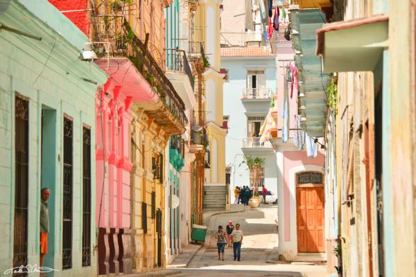 A Noon in Havana.