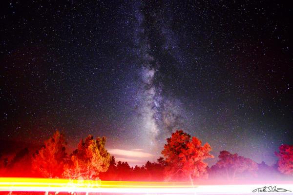Star Volcano