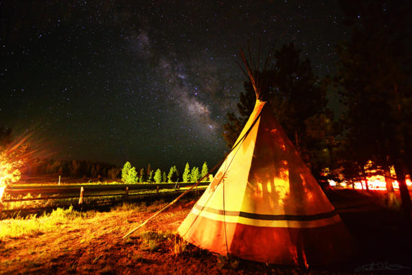 Tipi Night